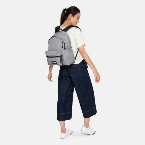 Padded Zippl'r Sunday Grey Basic by Eastpak - view 2