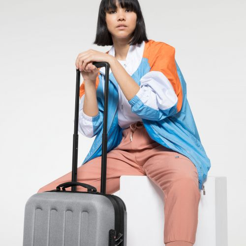 Tranzshell S Sunday Grey Hard Luggage by Eastpak - view 2