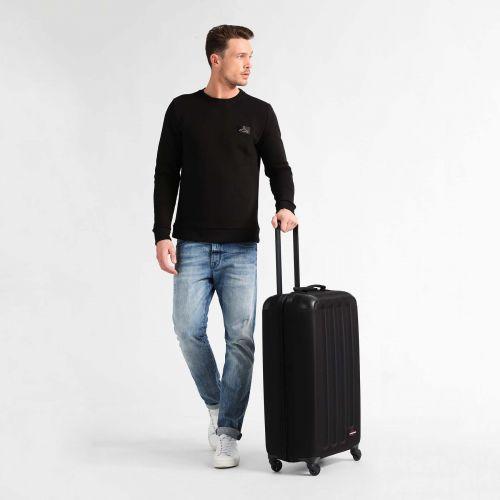 Tranzshell L Black Hard Luggage by Eastpak - view 2