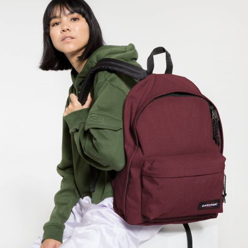 Out Of Office Crafty Wine Laptop by Eastpak - view 2