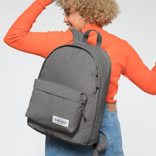 Out Of Office Muted Grey Laptop by Eastpak - view 2