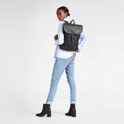Ciera Black Ink Leather Leather by Eastpak - view 2