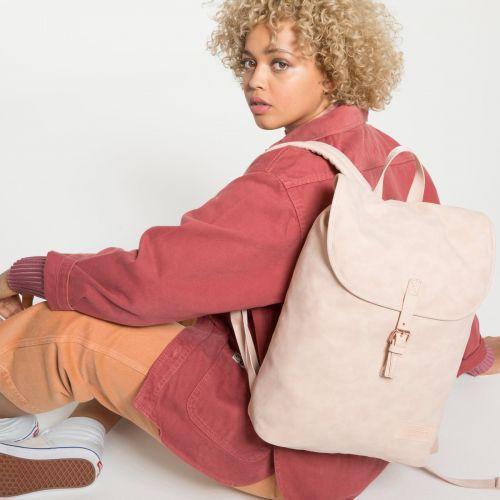 Ciera Super Fashion Pink Backpacks by Eastpak - view 2