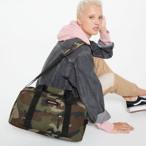 Compact + Camo Luggage by Eastpak - view 2