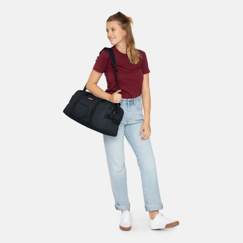 Compact + Cloud Navy Weekend & Overnight bags by Eastpak - view 2