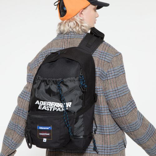 Ader Error Sling Black Backpacks by Eastpak - view 2