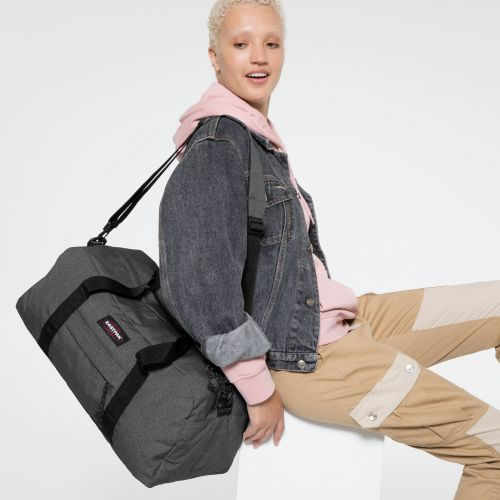 Stand + Black Denim Weekend & Overnight bags by Eastpak - view 2