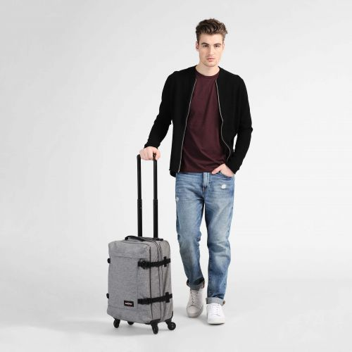 Trans4 S Sunday Grey Business Travel by Eastpak - view 2