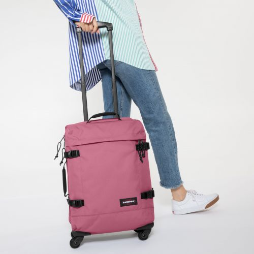 Trans4 S Salty Pink Luggage by Eastpak - view 2