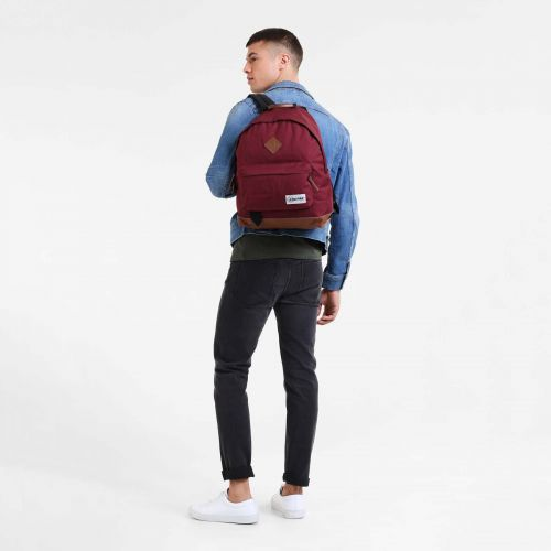 Wyoming Into Merlot Into the out by Eastpak - view 2