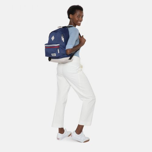 Wyoming Into Retro Blue Into the out by Eastpak - view 2
