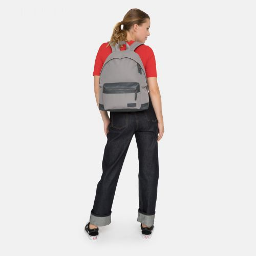 Wyoming Mix Grey Study by Eastpak - view 2