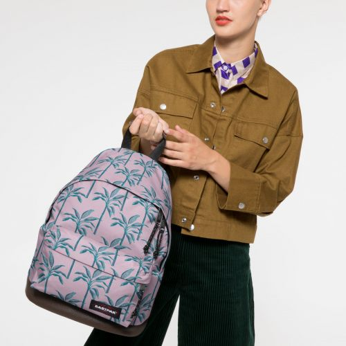 Wyoming Brize Trees Backpacks by Eastpak - view 2