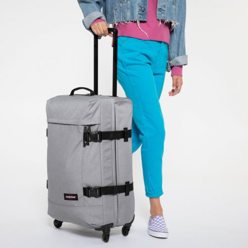 Trans4 M Sunday Grey Luggage by Eastpak - view 2