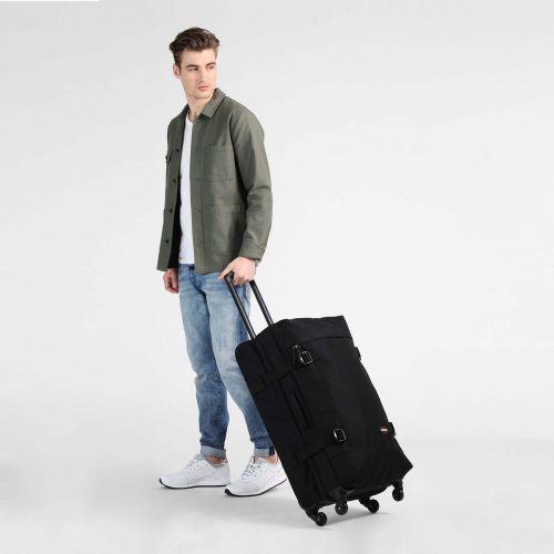 Trans4 L Black Large Suitcases by Eastpak - view 2