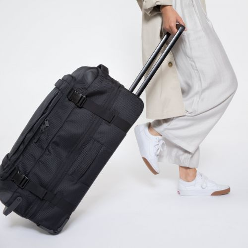 Tranverz CNNCT M Black Luggage by Eastpak - view 2