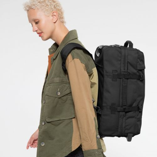 Strapverz S Black Luggage by Eastpak - view 2