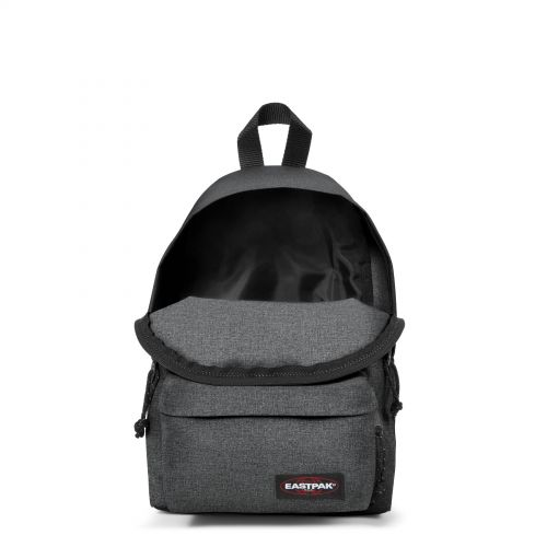 Orbit XS Black Denim Mini by Eastpak - view 3