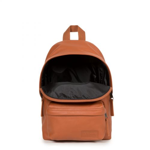 Orbit XS Brandy Leather Leather by Eastpak - view 3