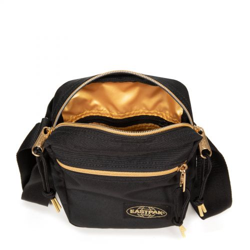 The One Goldout Black-Gold Under £70 by Eastpak - view 3