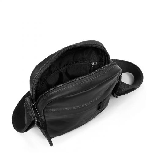 The One Black Ink Leather Leather by Eastpak - view 3