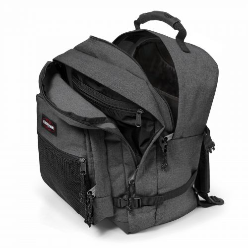 Ultimate Black Denim Authentic by Eastpak - view 3