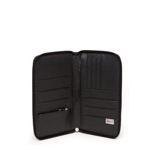 Tait RFID Black Ink Leather Wallets & Purses by Eastpak - view 3
