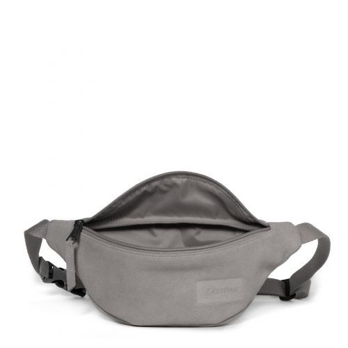 Springer Suede Grey Leather by Eastpak - view 3