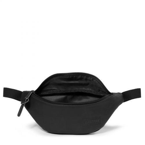 Springer Black Ink Leather Under £70 by Eastpak - view 3