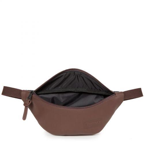 Springer Chestnut Leather Under £70 by Eastpak - view 3
