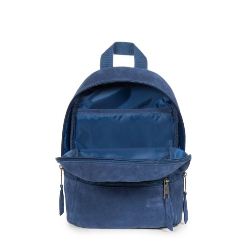 Lucia S Suede Gulf Leather by Eastpak - view 3