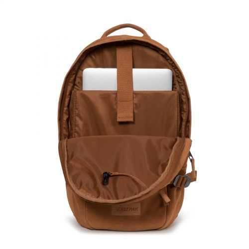 Floid Suede Rust Leather by Eastpak - view 3