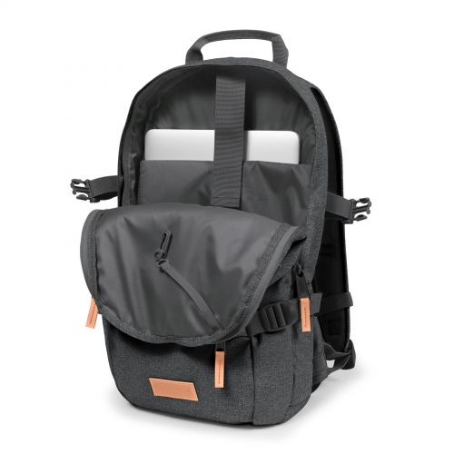 Floid Black Denim Laptop by Eastpak - view 3