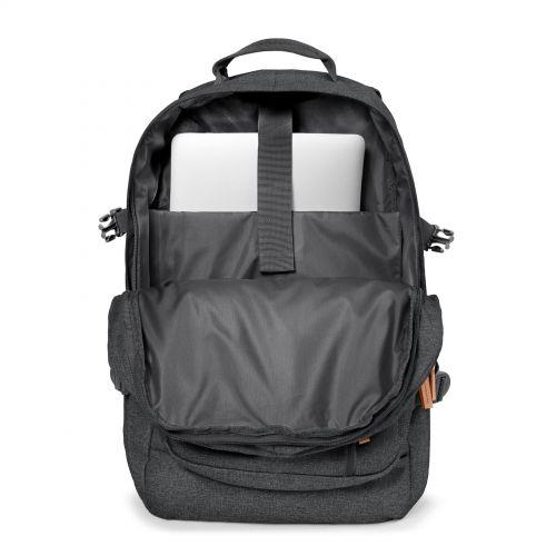 Volker Black Denim Laptop by Eastpak - view 3