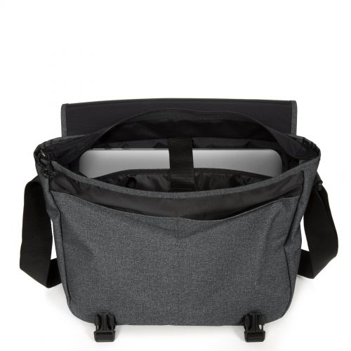 Delegate + Black Denim Laptop by Eastpak - view 3