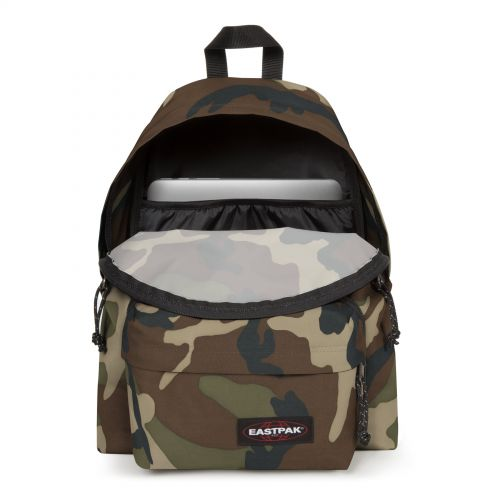 Padded Travell'r Camo Travel by Eastpak - view 3