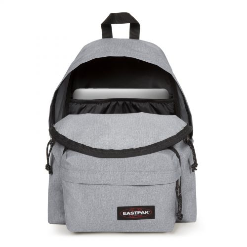 Padded Travell'r Sunday Grey Travel by Eastpak - view 3