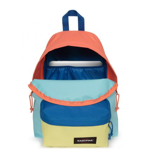Padded Travell'r Blocked Blue Travel by Eastpak - view 3