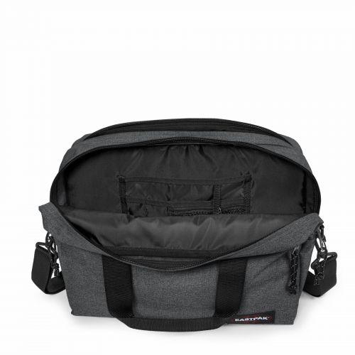 Bartech Black Denim Laptop by Eastpak - view 3