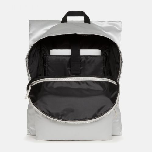 Raf Simons Poster Padded Satin Punk Silver Special editions by Eastpak - view 3