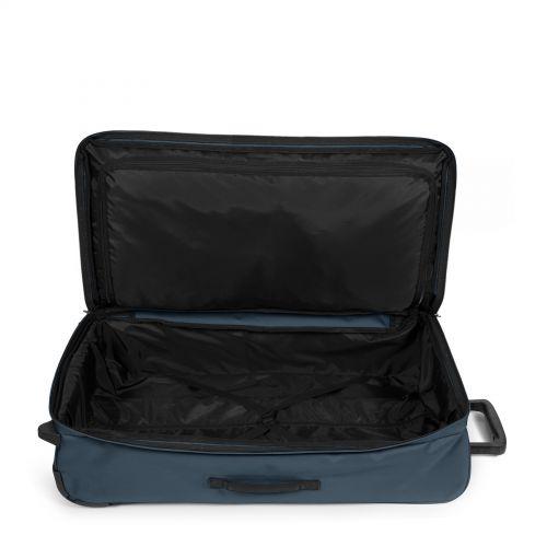 Traf'ik Light L Ocean Blue Large Suitcases by Eastpak - view 3