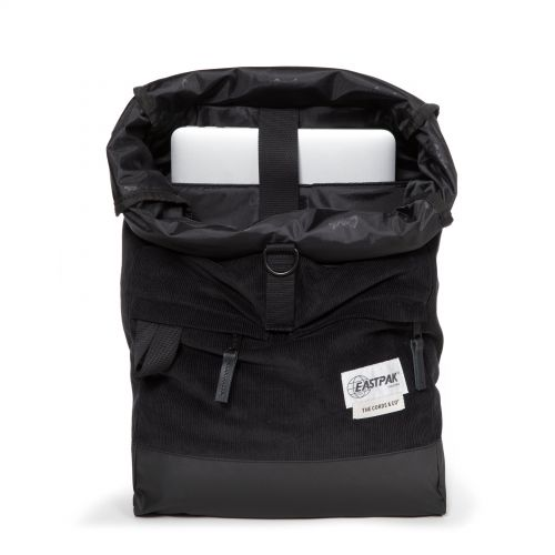 Macnee Cordsduroy Black Special editions by Eastpak - view 3