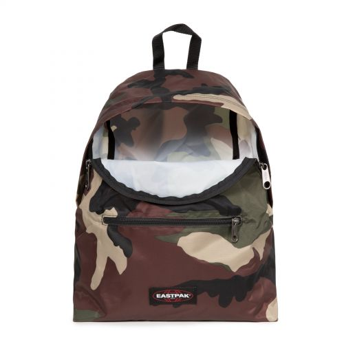 Padded Instant Foldable Camo Travel by Eastpak - view 3