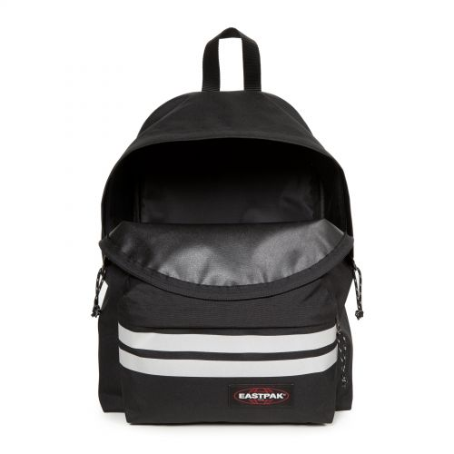 Padded Pak'r® Reflective Black Around Town by Eastpak - view 3