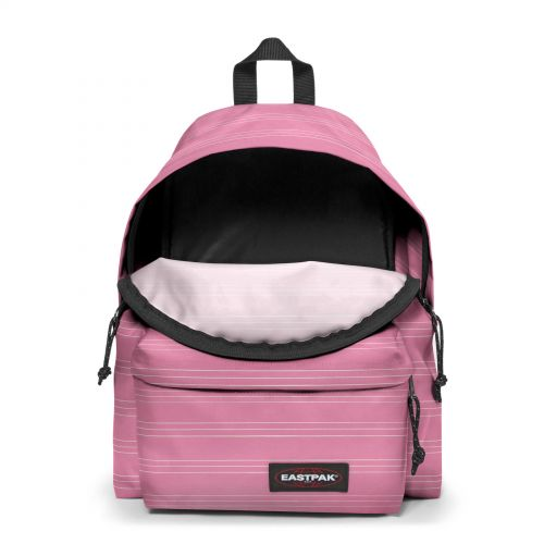 Padded Pak'r® Stripe-it Marshmellow Around Town by Eastpak - view 3