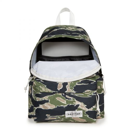 Padded Pak'r® Camo'ed Forest Around Town by Eastpak - view 3