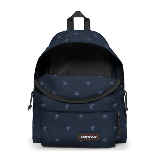 Padded Pak'r® Palm Tree Navy Around Town by Eastpak - view 3