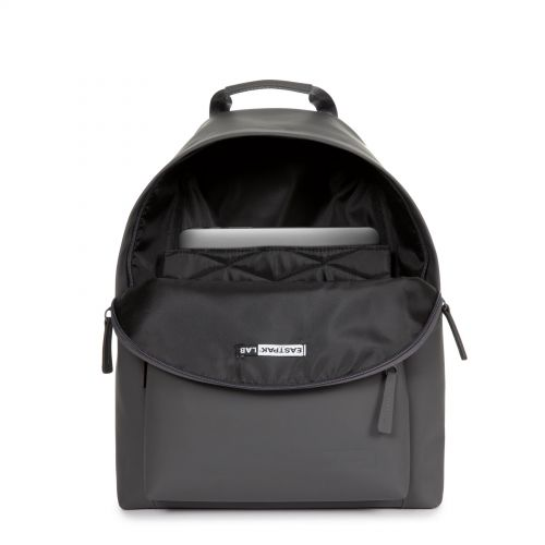 Padded Pak'r® Ath-leather Grey Leather by Eastpak - view 3