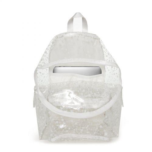 Padded Pak'r® Splash White New by Eastpak - view 3