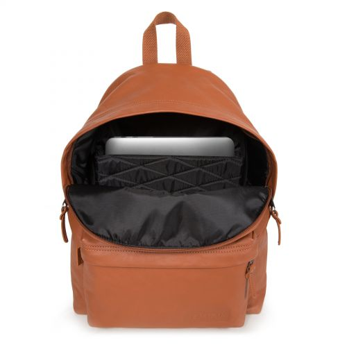 Padded Pak'r® Brandy Leather Leather by Eastpak - view 3
